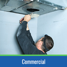 Westlake OH commercial air duct cleaning